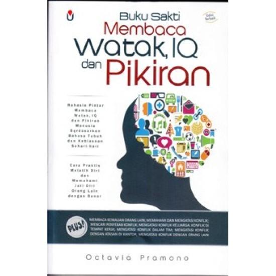 Buku Sakti Membaca Watak, IQ & Pikiran