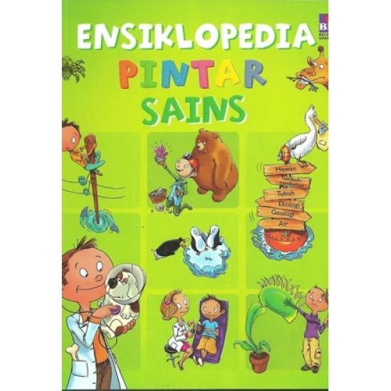 Ensiklopedia Pintar : Sains