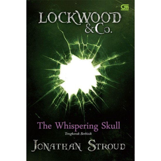 Lockwood & Co #2 : The Whispering Skull