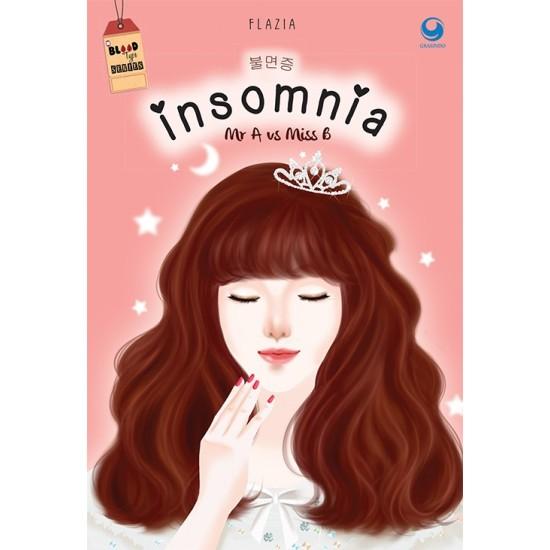 Mr. A VS Ms. B : Insomnia