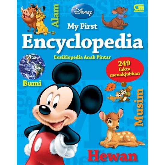 Ensiklopedia Anak Pintar (My First Encyclopedia)