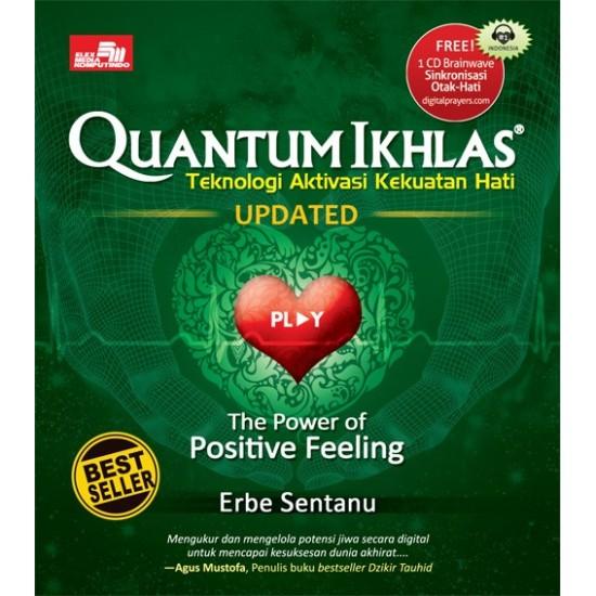 Quantum Ikhlas Updated + CD