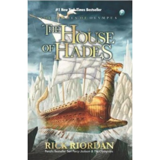 The Heroes of Olympus  #4 : The House of Hades