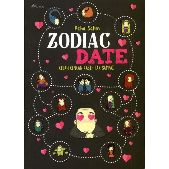 Zodiac Date: Kisah Kencan Kasih Tak Sampai