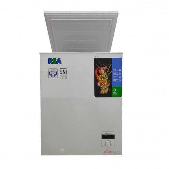 RSA Chest Freezer 144 Liter CF-160