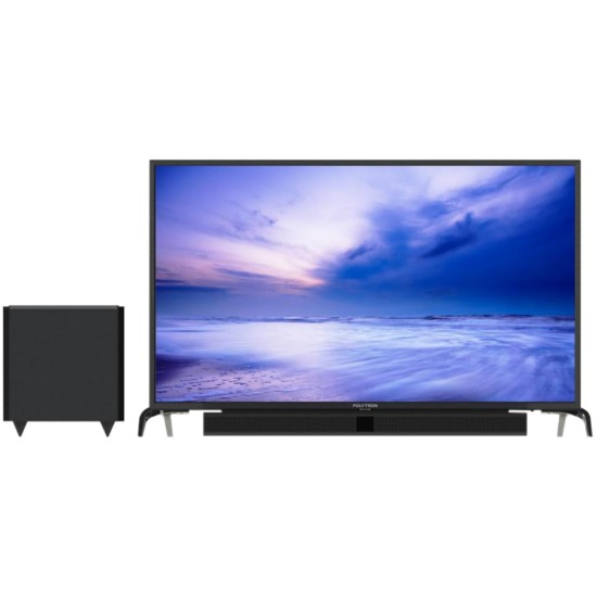 LED TV 32 Inch Polytron HD Ready Cinemax Soundbar PLD-32B1550